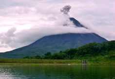 Arenal Volcano National Park, Costa Rica   This underrated spot is on the @grabrinc bucket list. Get there by making money while traveling with grabr.io