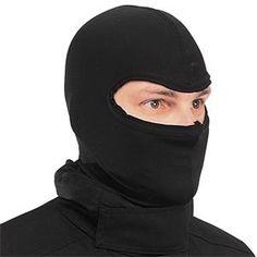 A Balaclava Touca Ninja Motoqueiro Militar é confeccionada em Tecido de malha nylon com elastano, super leve e macio, facilitando bastante a transpiração e a ventilação; Proteção UVA / UVB - Fator 50% . Composição: 87% Poliamida e 13% Elastano. Oferece con