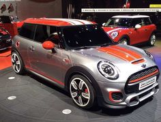 .....MINI has full access to BMW technology. The first glimpse into these efforts will be the internet debut of the 2015 MINI F56 JCW in December followed by the public debut in Detroit this January. The first JCW of MINI's new era will pack the B48B20O0 2.0L four cylinder that will have an output of around 230 hp and torque over 255 ft lbs. With weight around 2,800 lbs this would give the 2015 JCW the best power  to weight ratio of any MINI ever.