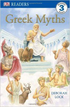 DK Readers: Greek Myths: Deborah Lock: 9780756640156: Amazon.com: Books