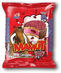 Mamut Cookie, Gamesa, San Nicolás de los Garza, Nuevo León, Mexico, a subsidiary of PepsiCo, Purchase, New York, U.S.