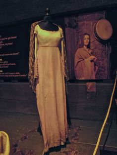 One of Fantine's costumes