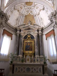 Basillica di San Giovanni e Paolo & Vicinity - Venice, Italy - Byzantine Icon