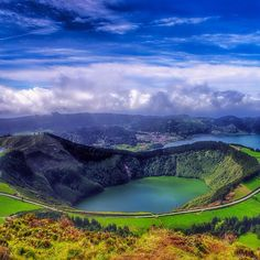 Sights on São Miguel Island in Portugal. Photo courtesy of kolibri69 on instagram.