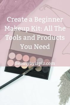 makeup makeup for teens Jeffree Star Makeup Tutorials Make Up Kits, Beginner Makeup Kit, Makeup Tutorial For Beginners, Makeup Tutorials, Makeup Ideas, Makeup Hacks, Diy Makeup Kit, Makeup Geek, Natural Makeup For Teens