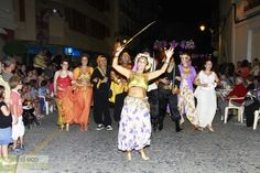 Desfile visita a Jumilla 2013
