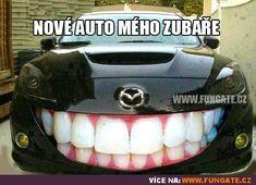 Nové auto mého zubaře