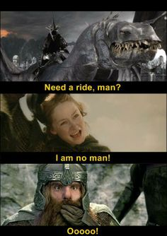 LOTR Return Of The King - My favorite one!
