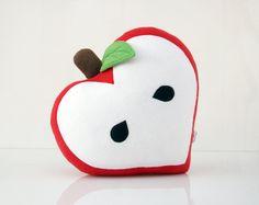 la mezza mela dell'amore <3