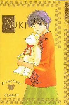 Mangá: Suki Dakara Suki - Hinata Asahi é uma garota ingênua, muito alegre e energética. Quem a vê sempre sorrindo não a imagina morando em uma casa enorme completamente sozinha quando deveria estar com seus pais em um lar repleto de amor. #mangá #shoujo #sukidakarasuki #clamp #romance #drama