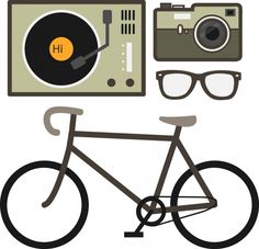 #hipsters by Paul Santiago. exclusively on eqspirit.com