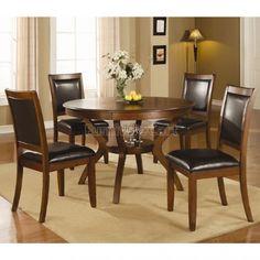 Coaster Furniture Nelms Turn Dining Room Set 102171-dining-set ...