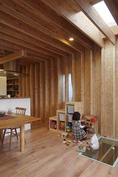 Grove House / Jun'ichi Ito Architect & Associates