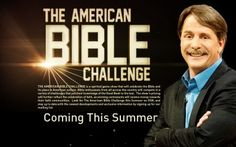 New family-friendly, Bible-based game show hosted by Jeff Foxworthy ~ Game Show Network begins August 23