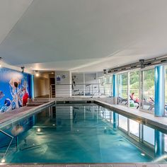 INDOORPOOL in der Villa Magdalena****  #leadingsparesorts #leadingspa #wellness #hotels #resorts #croatia #boutique #new #international Das Hotel, Hotel Spa, Wellness Spa Hotel, Villa, Boutique, Resort Spa, Outdoor Decor, Home Decor, Small Hotels