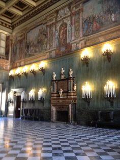 Salone delle Guardie Svizzere a Palazzo Reale #torino