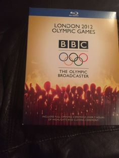 #London 2012 #olympic #games blue ray dvd box set,  View more on the LINK: http://www.zeppy.io/product/gb/2/291816283950/