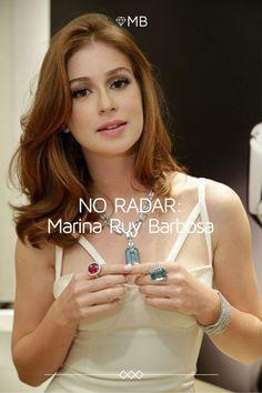 1f0cbec0b957 NO RADAR  Marina Ruy Barbosa Hair 2018