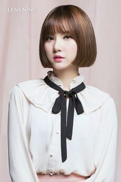 Eunha~ GFriend Lensnine