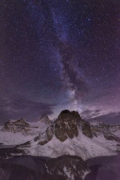 lanatura:   Starlight Volcano byShane McDermott