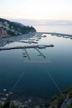 Cilento (Italy) - Il porto di Agropoli #cilento