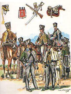 1st silesian hussars - Google Search
