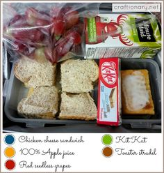 11 Toddler Finger Food Lunches Kindergarten Lunch Ideas