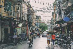 Vietnam Tourism, Vietnam Travel, Hanoi Old Quarter, Visit Vietnam, Vietnam History, Some Beautiful Pictures, City Road, Paris Shopping, Where To Go