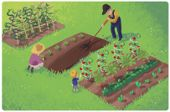 Enter your zip code & this site maps out your year of gardening.