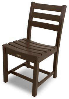 Trex Outdoor Monterey Bay Dining Side Chair (Set of 2)