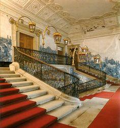 México, Portugal, Francia, Alemania y España. Arte, Fotografía y Curiosidades.: Palacio de Brejoeira (Portugal)