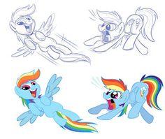 Rainbow Dee by Sabrina A.