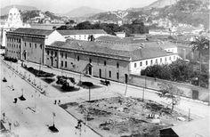 Convento da Ajuda  Memória da Destruição: Uma História que se Perdeu Year: 1907  Source: Arquivo Geral da Cidade do Rio de Janeiro.