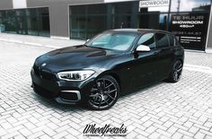 #BMW #F20 #M135i #Hatchback #Black #Pearl #Facelift #Badass #Provocative #Sexy #Hot #Live #Life #Love #Follow #Your #Hearts #BMWLife