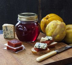 Annabel Langbein Quince Jelly and Paste Recipe Fruit Paste Recipe, Quince Paste Recipe, Membrillo Recipe, Kitchen Recipes, Cooking Recipes, Quince Jelly, Plateau Charcuterie, Quince Recipes, Salade Caprese