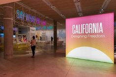 California: Designing Freedom charts the journey of Californian design all the way from 1960s counterculture right up to Silicon Valley today.