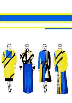 ISSUU - WESTMINSTERFASHION Gina Atkinson portfolio by WESTMINSTERFASHION