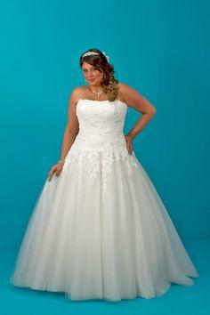 Cindy Plus Size Wedding Dresses
