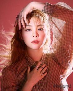 Ailee, Kpop Girl Groups, Kpop Girls, Amy, White Satin Dress, The Soloist, Korean American, Disney Songs, Gingham Dress