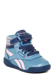 reebok freestyle high tops for kids