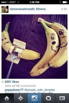 Banana humor