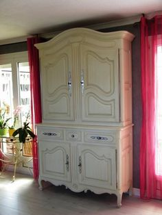 1000 id es sur meubles peints anciens sur pinterest meubles peints meubles patin s et meubles. Black Bedroom Furniture Sets. Home Design Ideas