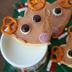 #Reindeer #Cookies