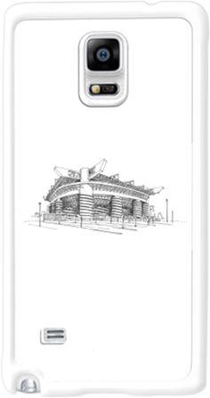San Siro (Giuseppe Meazza) Stadyumu Kendin Tasarla - Samsung Note 4 Kılıfı