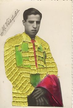 The Renewed Art of Embroidered Photographs: Design Observer