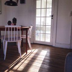 Sol i stuen Tile Floor, Flooring, Texture, Crafts, Sun, Surface Finish, Manualidades, Tile Flooring, Wood Flooring