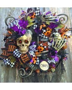 "26"" Mr. Bones Wreath | CraftOutlet.com Photo Contest - CraftOutlet.com"