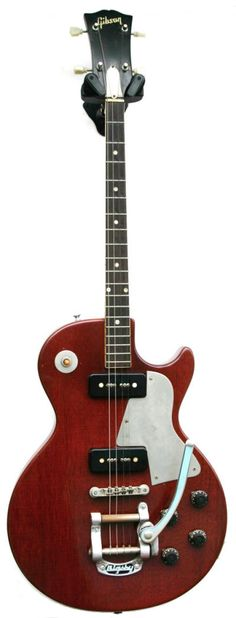 1958 Gibson Les Paul Special tenor guitar.        I wasn't even aware that Gibson made a tenor guitar [[cc]] :)