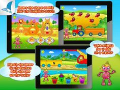 450 Best Apps For Kids 3 4 Year Olds Images Best