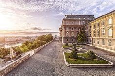 Budapest - Buda Castle by Zsolt Hlinka on Buda Castle, Budapest Hungary, Homeland, Big Ben, Places To Travel, My Photos, Europe, Mansions, World